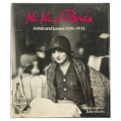 Kiki's Paris Artists and Lovers 1900-1930 Coffee Table Book