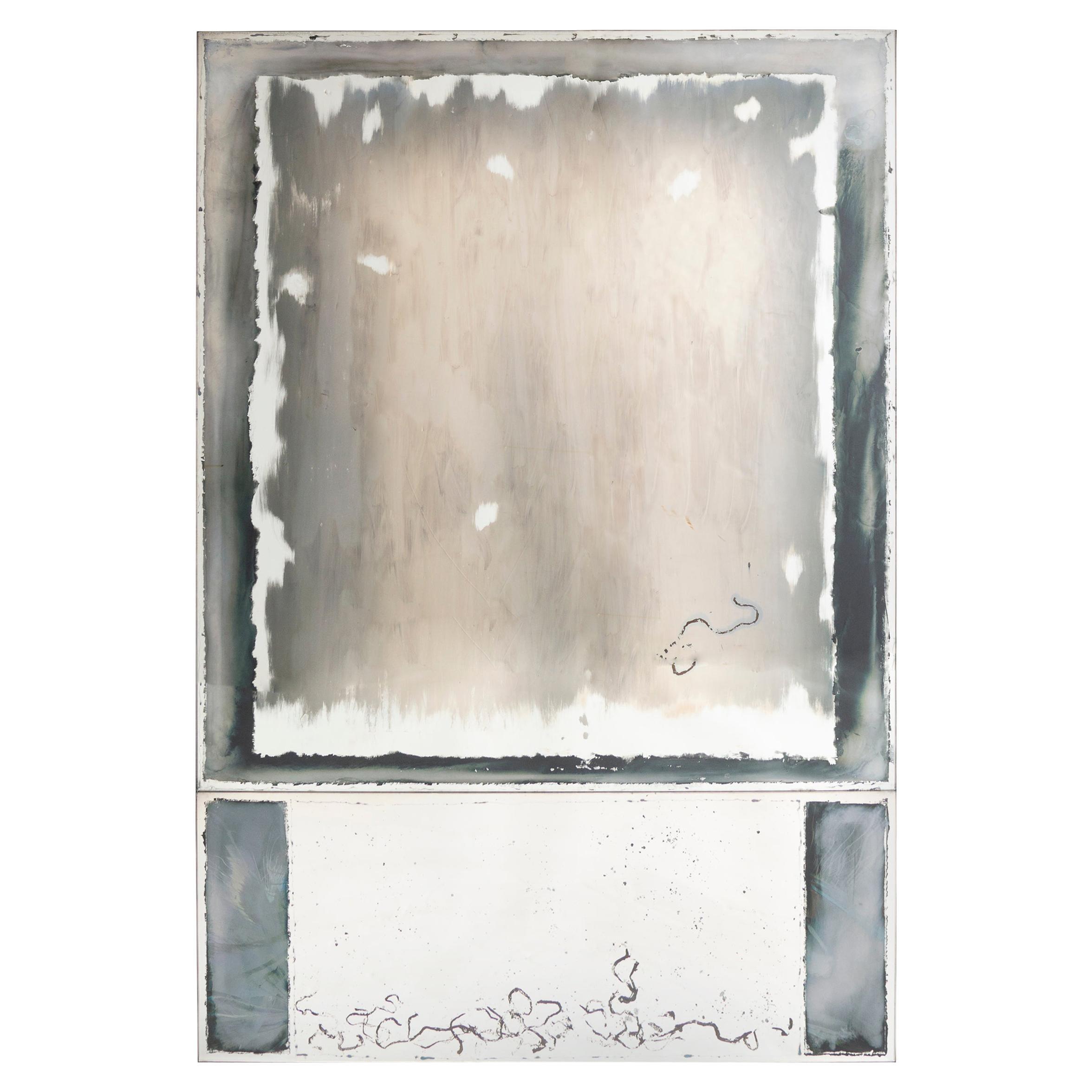 "Kiko Lopez, ""Elysium"" Wall Mirror, France, 2017"