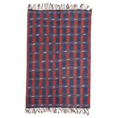 Kilim Carpet, Anatolia, Mid 20th Century