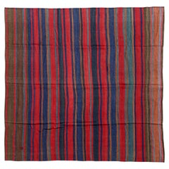 Kilim Gashgai carpet, Anatolia, mid 20th Century