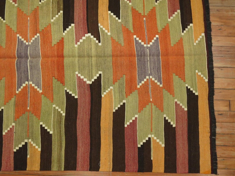 Kilim Runner In Good Condition For Sale In New York, NY