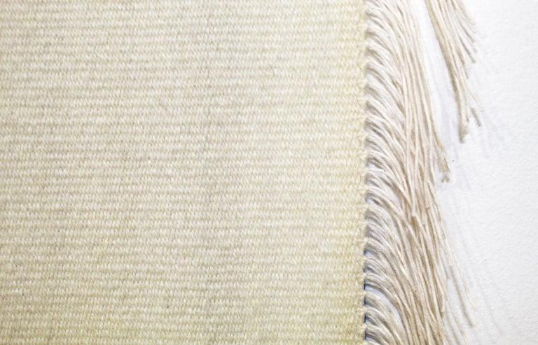 Kelim Wandteppich oder Teppich, handgefertigt, Brooklyn, NY, USA 7