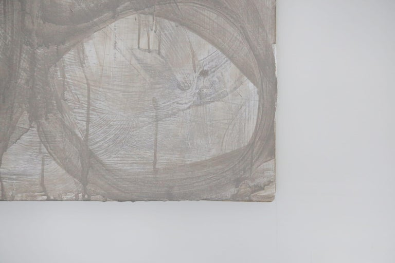 Kim Fonder ETNOGRAFICA BLANC XXIIIB Mixed Media 24.00 X 24.00 in $1,300.00  Kim Fonder loves texture and touch. Her paintings and furniture reflect her infatuation with these two characteristics. From the materials Fonder selects, to the way she