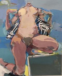L'Entree des Artistes  / 2018 -  stunning nude