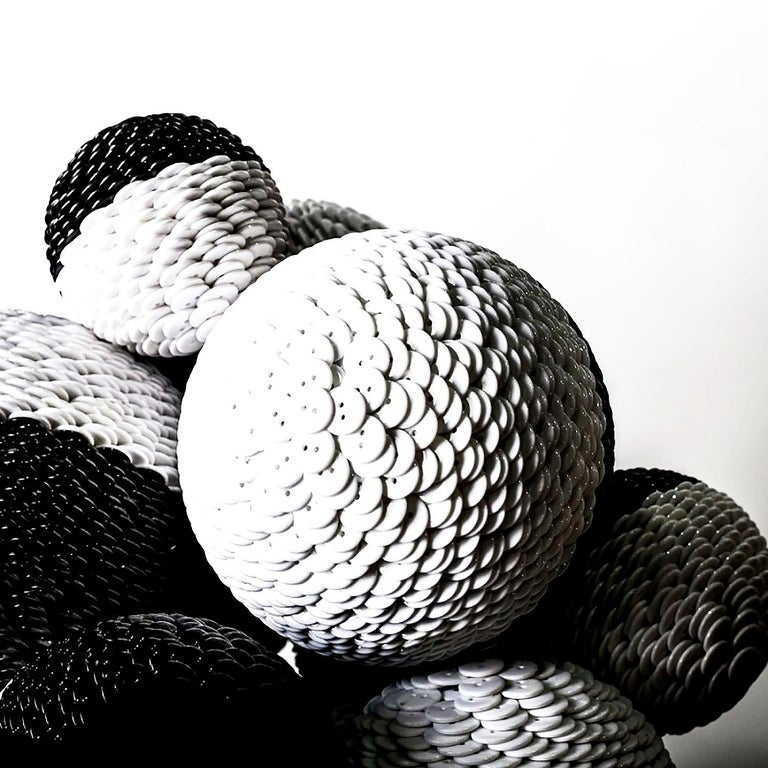 Circle XXXI - Abstract Geometric Sculpture by Kim Seungwoo