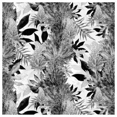 Kimolia Black Wallpaper by 17 Patterns