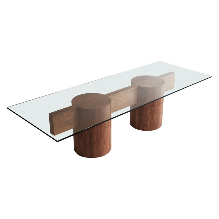 'Kimono' Dining or Conference Table For Sale