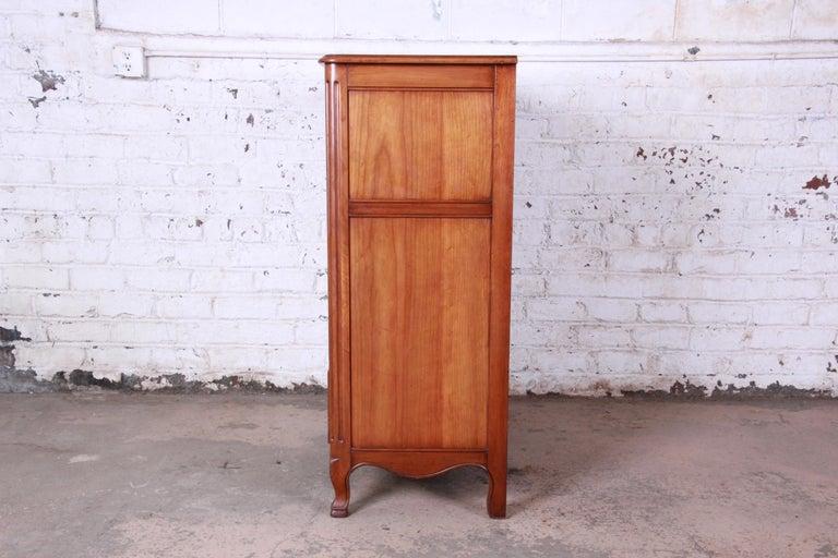 Kindel Furniture French Provincial Highboy Dresser 6