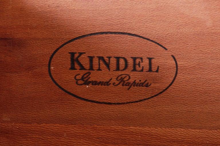 Kindel Furniture French Provincial Highboy Dresser 8