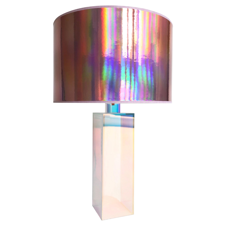Kinetic Colors Table Lamp by Brajak Vitberg