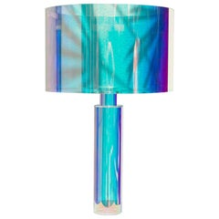 Kinetic Colors Table Lamp by Brajak Vitberg