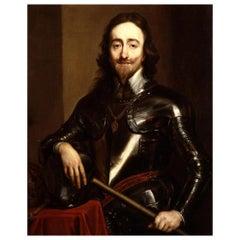 King Charles I Locks of Hair