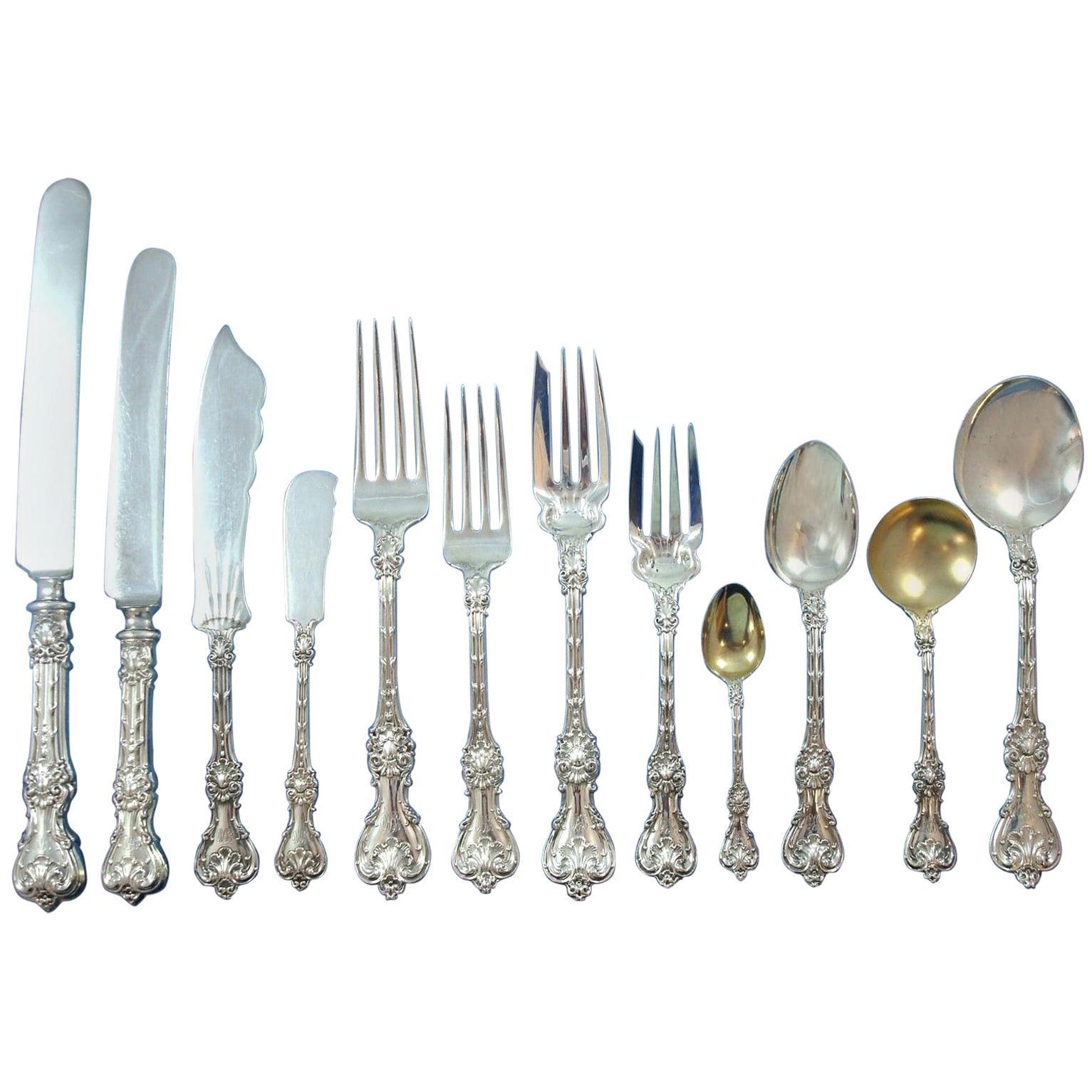 King Edward by Gorham Sterling Silver Demitasse Spoon