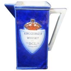 King George IV Whisky Jug
