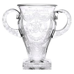 King George V Remembrance Vase