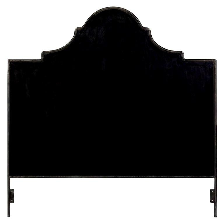 Iron Venetian King Headboard