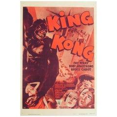 King Kong (1952r) Poster