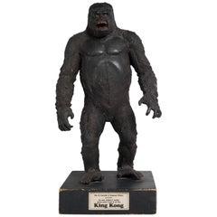 King Kong 1976 Exhibitor's Resin Sculpture