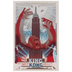 """King Kong"" Poster"