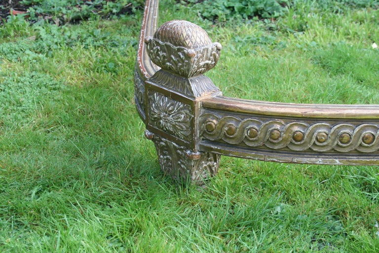 Louis XIV King Size French Bed For Sale