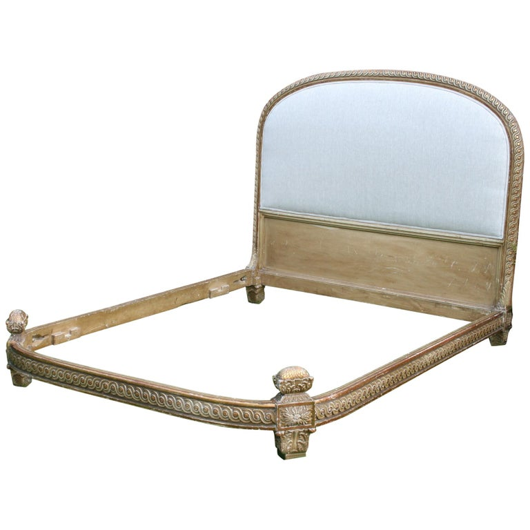 King Size French Bed For Sale