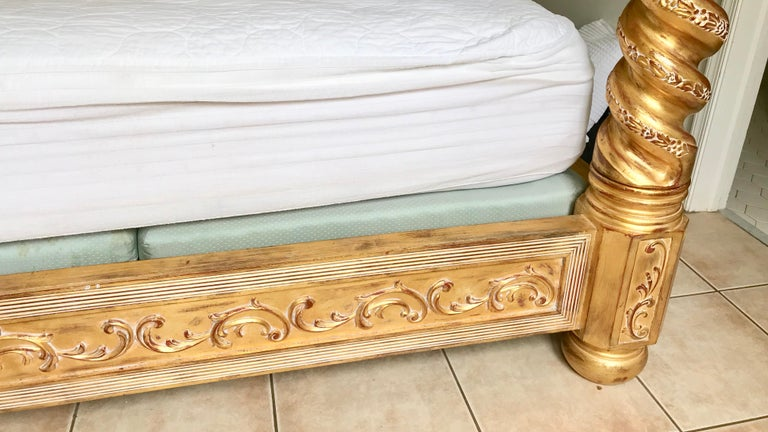 King Size Italian Bed For Sale 6