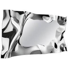 Quadratische Spiegel aus Verschmolzenen Spiegelglas
