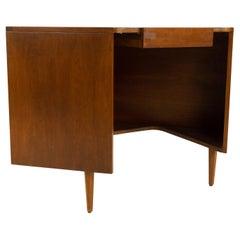 Kipp Stewart American Design Foundation MCM Solid Cherry Corner Desk