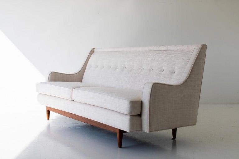Kipp Stewart and Stewart MacDougall Sofa for Drexel For Sale 3