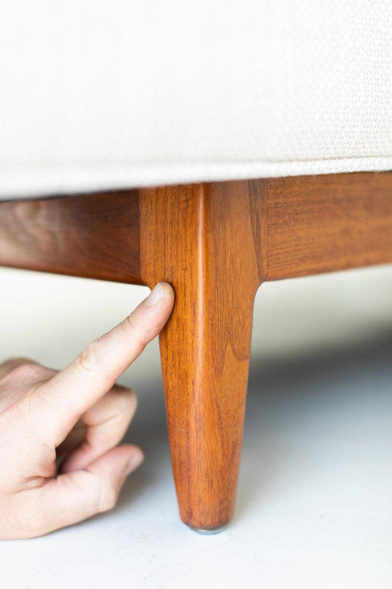 Mid-20th Century Kipp Stewart and Stewart MacDougall Sofa for Drexel For Sale