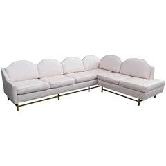 Kipp Stewart and Stewart McDougall 'Suncoast' Mid-Century Modern Sectional Sofa