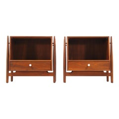"Kipp Stewart ""Declaration"" Floating Nightstands for Drexel"