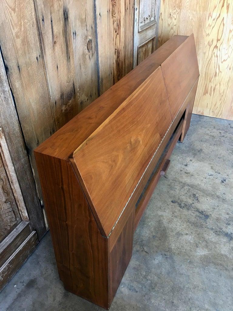 Mid-Century Modern Kipp Stewart King Size Headboard For Sale