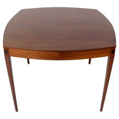 Kipp Stewart Mid Century Walnut Dining Table