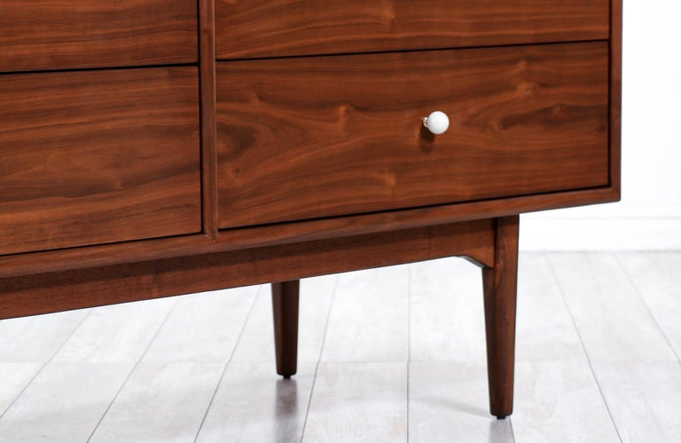 "Brass Kipp Stewart & Stewart MacDougall ""Declaration"" Dresser for Drexel  For Sale"