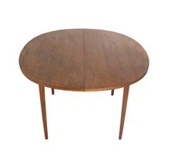 Kipp Stewart Walnut Dining Table for Drexel