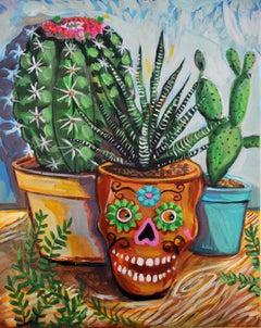 Cactus Garden, Original Painting