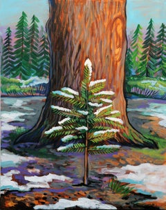 Forest Life Cycle, Original Painting