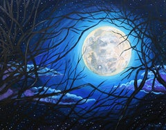 Moonlight, Original Painting