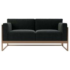 Kirk Gray 2-Seat Sofa
