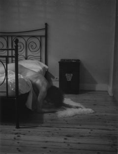 Absence (makes the heart grow fonder) - Contemporary, Women, Polaroid, Nude