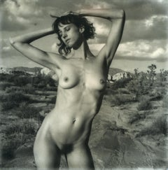 All I have to do is Dream - Contemporary, Nude, Women, Polaroid, 21st Century