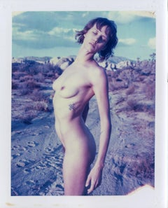 Anyway the wind blows - 21st Century, Polaroid, Nude, Contemporary, Color