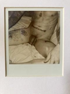 Ashtray Heart - Original Polaroid - Unique piece