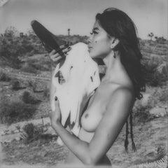 Beast - Contemporary, Polaroid, Nude, 21st Century, Joshua Tree