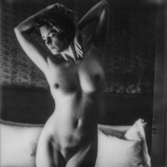 Before you came - Polaroid, Women, 21st Century, Nude