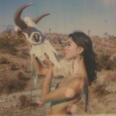 Blistering - Contemporary, Polaroid, Nude, 21st Century, Joshua Tree