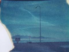 Bonneville - 21st Century, Polaroid, Landscape Photography