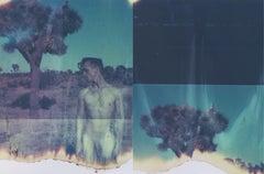 Building Blocks - Contemporary, Polaroid, Nude, 21st Century, Joshua Tree