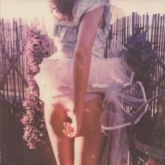 Cheeky - Contemporary, Women, Polaroid, 21st Century, Color, 21st Century
